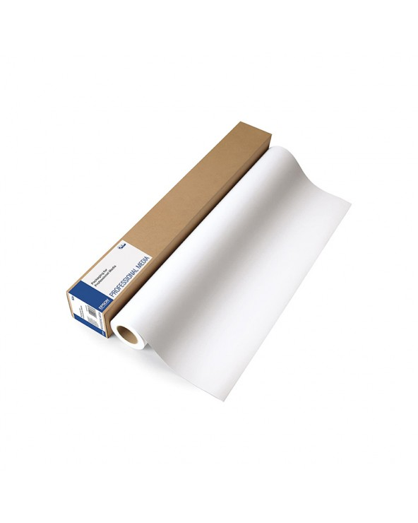"""Epson Paper Roll Doubleweight Matte Roll (24"""" x 25m) 180gr by DoctorPrint"""