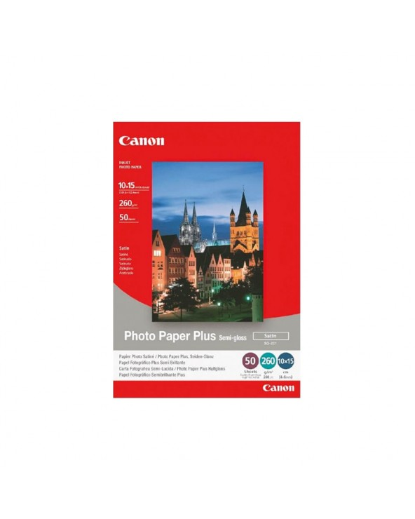 Canon Semi Gloss Paper A6 (50 Sheets) 260gr by DoctorPrint