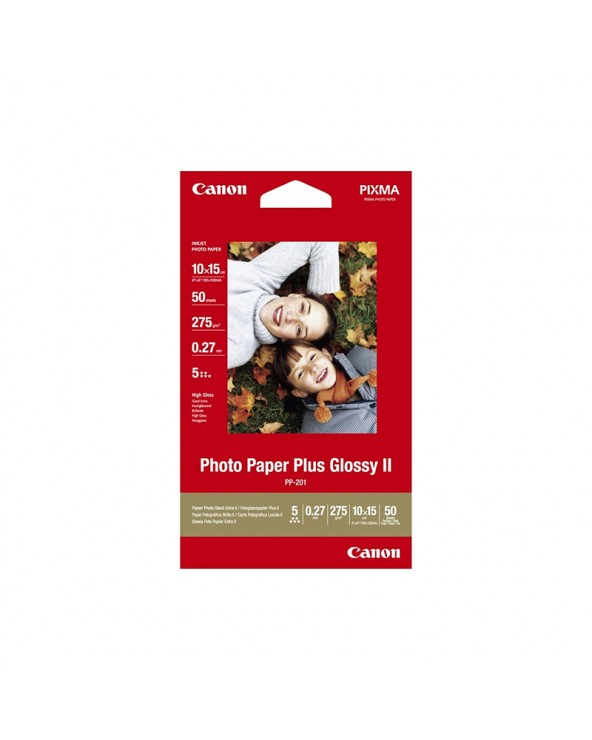 Canon Gloss Photo Paper Plus PP-201 A6 (50 Sheets) 260gr by DoctorPrint