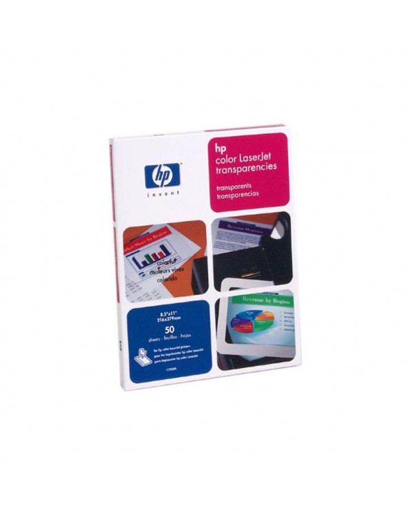 HP LaserJet Transparencies Color A4 by DoctorPrint