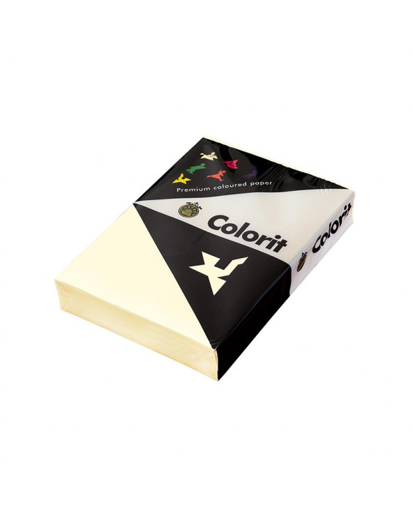 Lessebo Colorit Paper A4 80gr Vanilla by DoctorPrint