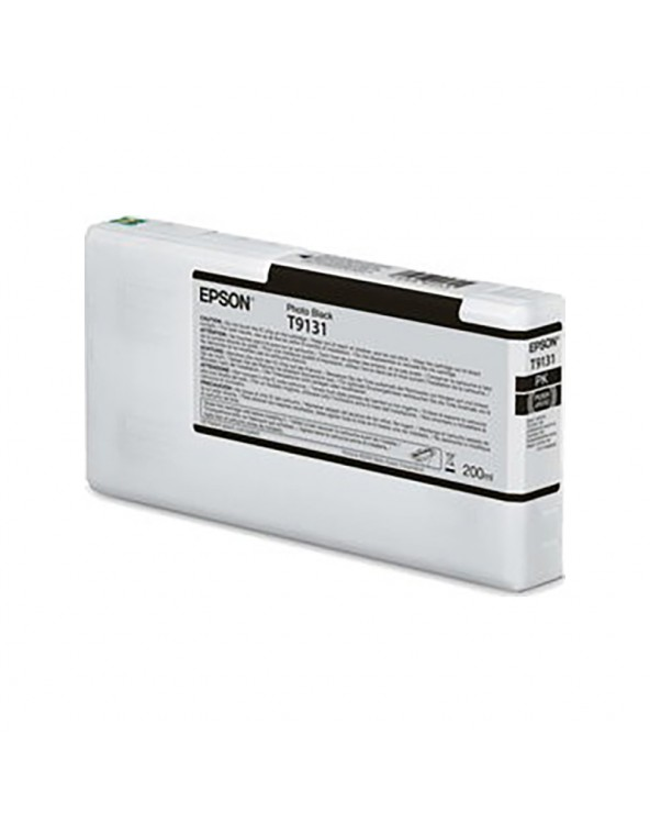 Epson Ink Cartridge T9131 Photo Black 200ml by DoctorPrint