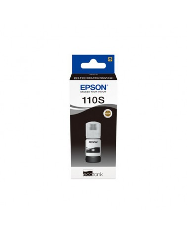 Epson Ink Botlle EcoTank 110 Black L 2000 pages by DoctorPrint