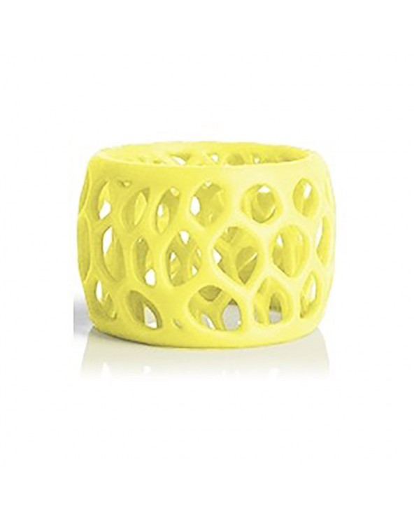 Cube Pro 3D Cartridge PLA Pale Yellow by DoctorPrint