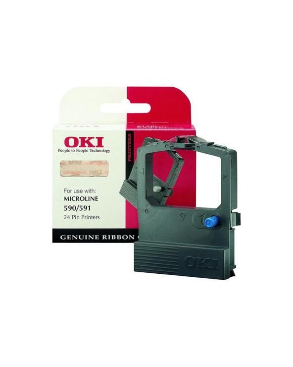 OKI RIBBON 590/591 by DoctorPrint