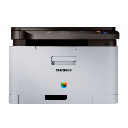 SAMSUNG Printer SL-C460W Multifuction Color Laser