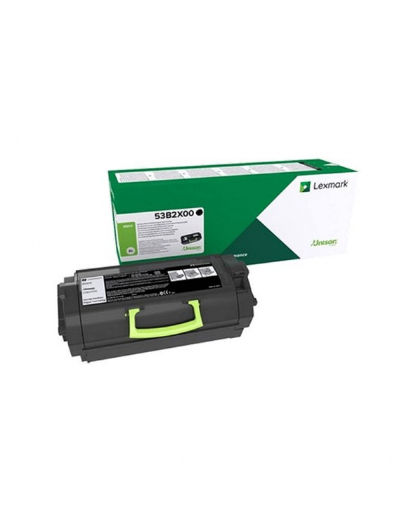 Lexmark Toner Cartridge 53B2X00 45k Black by DoctorPrint