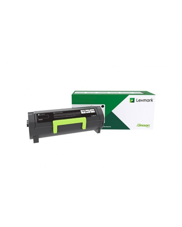 Lexmark Toner Cartridge 53B2000 25k Black by DoctorPrint