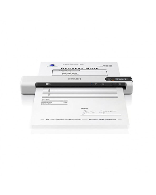Epson WorkForce DS-80W by DoctorPrint