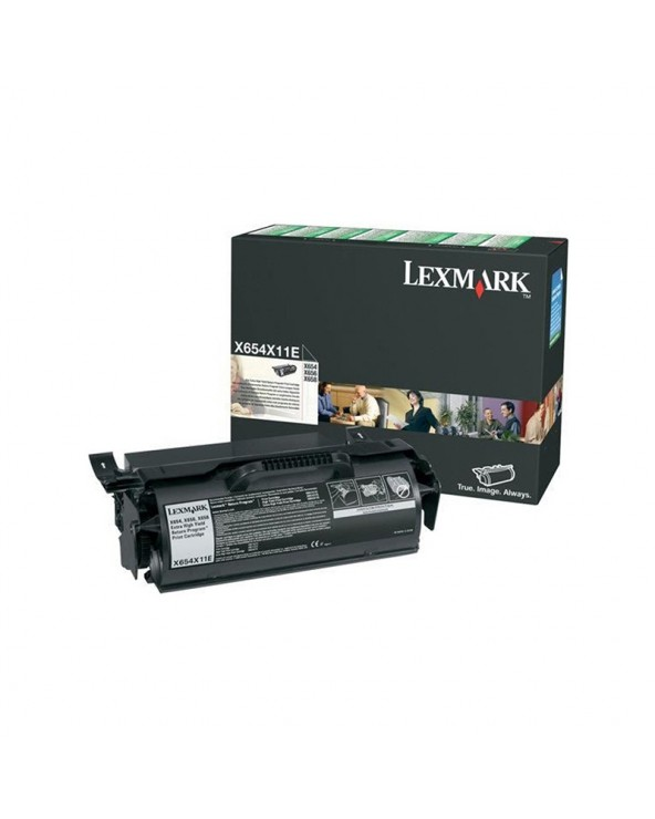 Lexmark X654, X656, X658 Print Cartridge (36k) by DoctorPrint