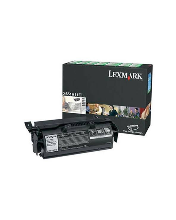 Lexmark X651, X652, x654 Print Cartridge (25k) by DoctorPrint
