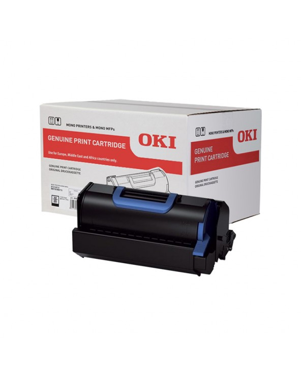 OKI 45488802 Original Toner & Drum by DoctorPrint