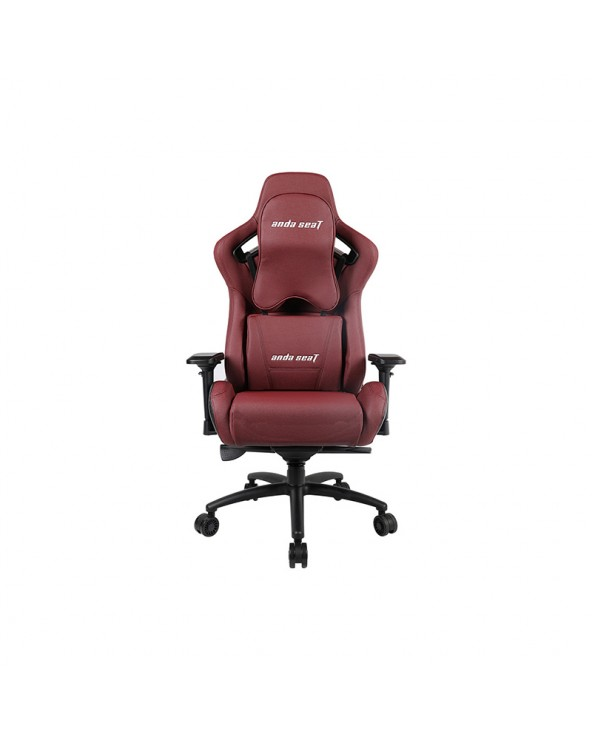 Anda Seat Gaming Chair Kaiser Premium Carbon Maroon by DoctorPrint
