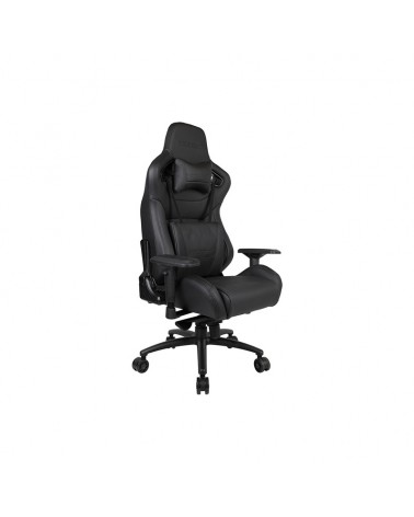 Anda Seat Gaming Chair AD12 XL Real Leather - Black by DoctorPrint