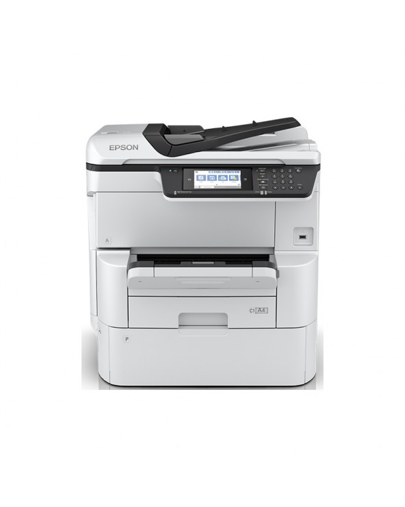 Epson WorkForce Pro WF-C878RDWF Color Multifunction Printer A4/A3 by DoctorPrint