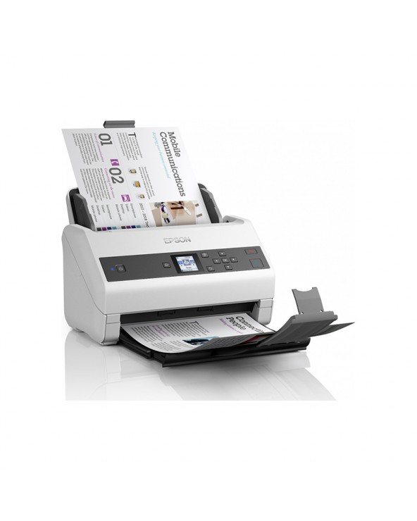 Epson WorkForce DS-870 by DoctorPrint