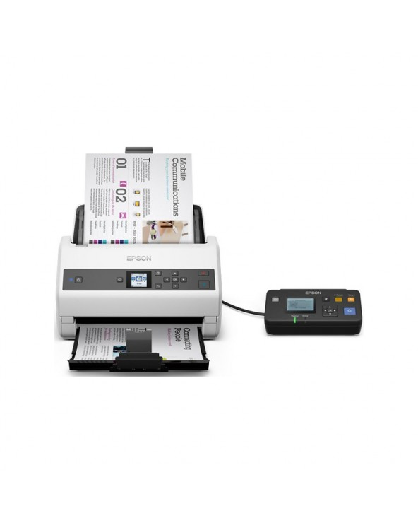 Epson WorkForce DS-870N by DoctorPrint