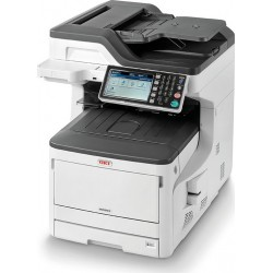 OKI MC853DN Multi-Function LED Laser Printer