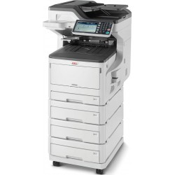 OKI MC853DVN Multifunction LED Laser Printer