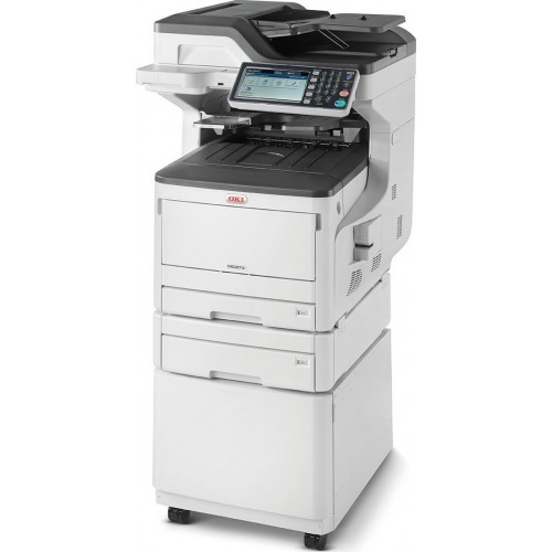 OKI MC873DNCT Multi-Function LED Laser Printer