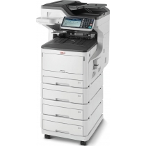 OKI MC873DNV Multi-Function LED Laser Printer