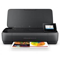 HP OfficeJet 252 Mobile All in One MFP