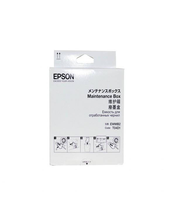Epson Waste Toner Bottle C13T04D100 by DoctorPrint