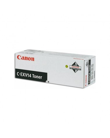 Canon C-EXV14 Black Toner by DoctorPrint