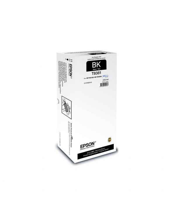 Epson Κασέτα Μελάνης T8381 Μαύρο XL by DoctorPrint