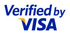 Verified By Visa Logo.