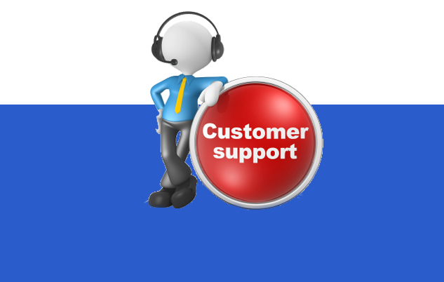 On-Line Support.