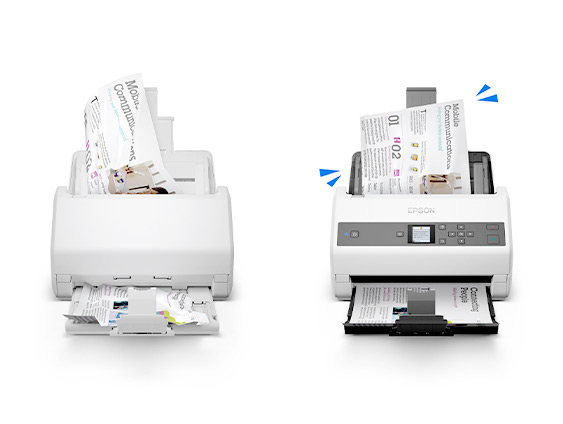 Epson WorkForce DS-870.