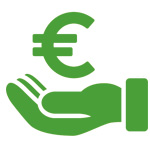 Money Return Icon.